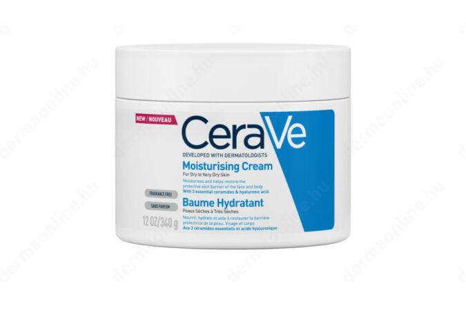 CeraVe Hidratáló testápoló krém 340 g