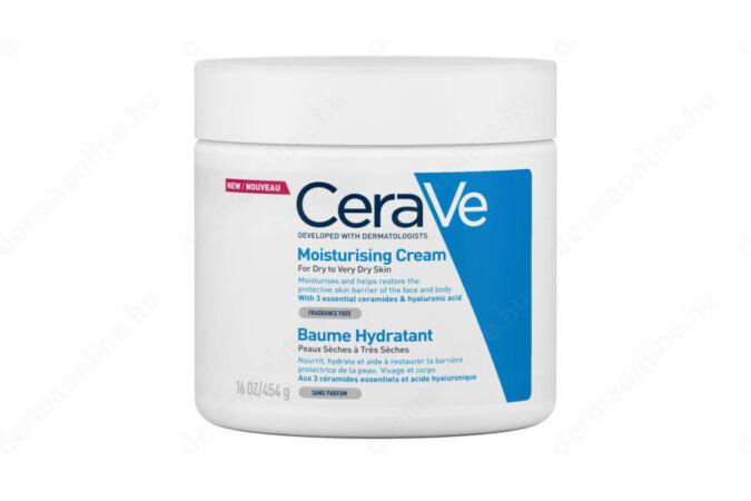 CeraVe Hidratáló testápoló krém 454g