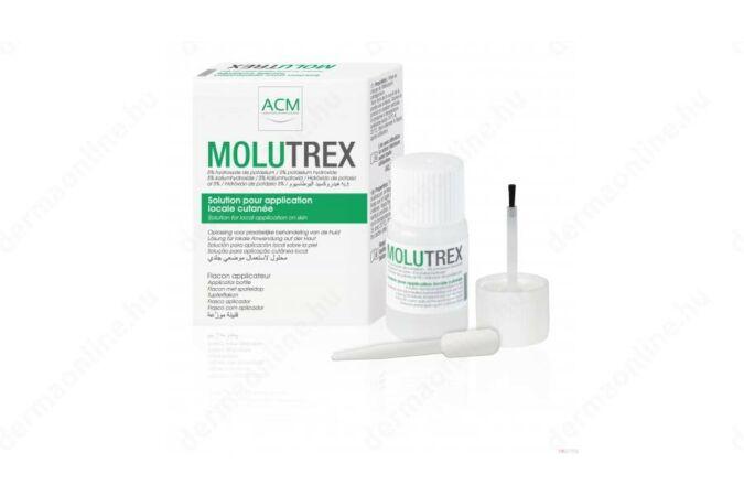 ACM Molutrex szemölcs elleni ecsetelő 3 ml