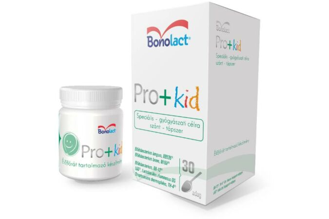 Bonolact Pro Kid 30 adag Lejár:2020.12.31