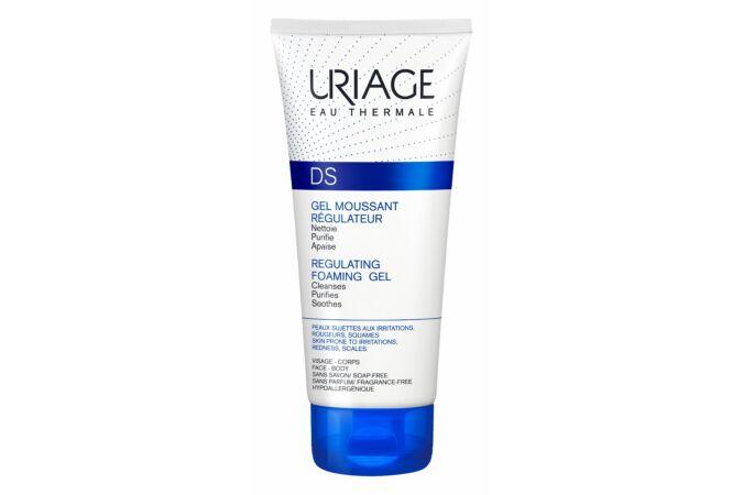 Uriage D.S. habzó gél seborrhoeás bőrre 150ml