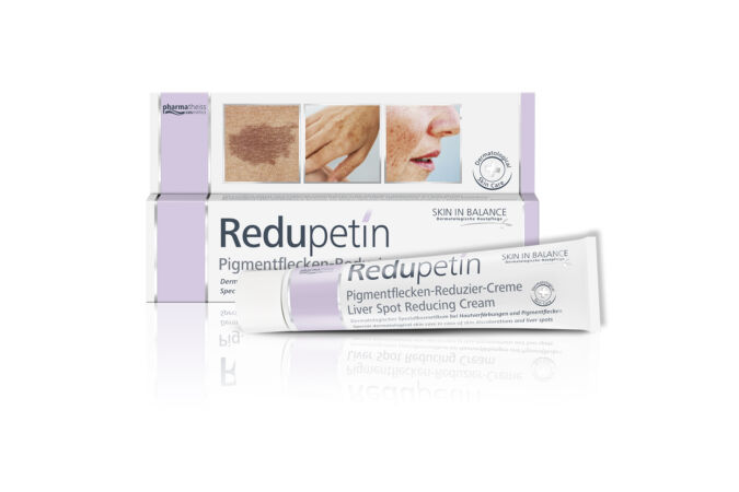 Redupetin  speciális kozmetikum bőrelszineződésékre és pigmentfoltokra 20ml