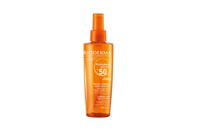 Bioderma Photoderm Bronz Olaj SPF50 200ml