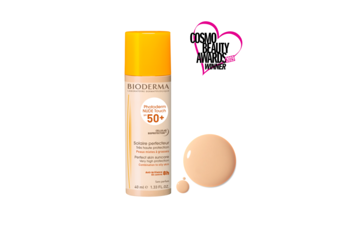 Bioderma Photoderm NUDE Touch 01 Natural SPF50+ 40ml