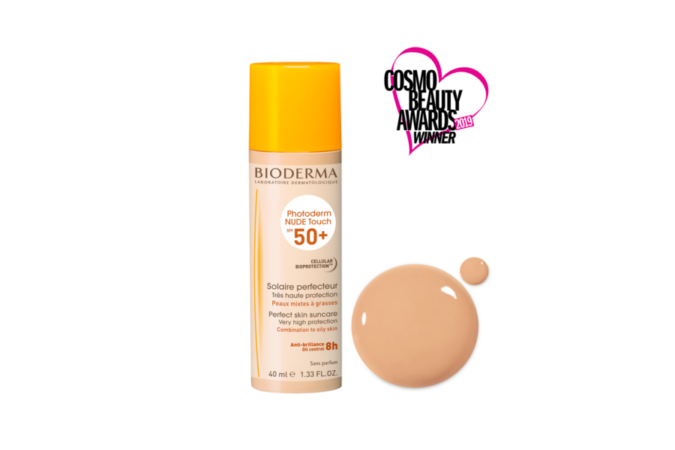 Bioderma Photoderm NUDE Touch 02 Light SPF50+ 40ml