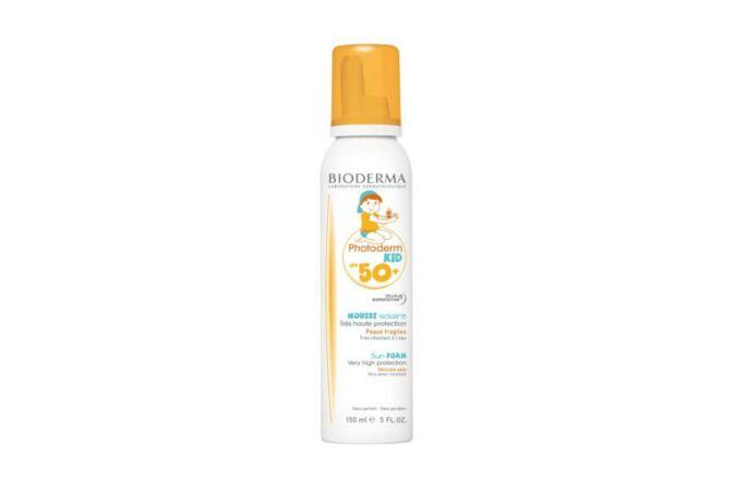 Bioderma Photoderm KID Mousse SPF50+ hab spray