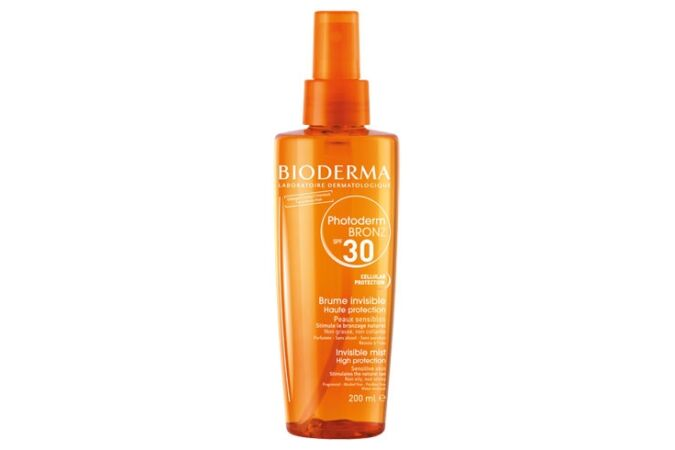 BIODERMA Photoderm BRONZ olaj SPF 30 200ml