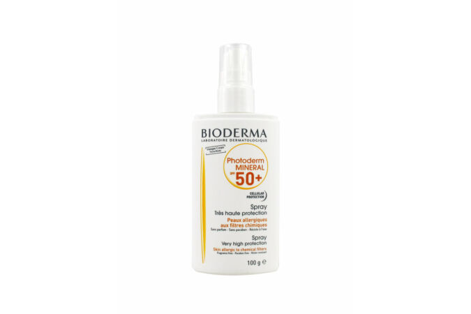 Bioderma Photoderm Mineral Spray 100ml Lejár: 2021.02.28