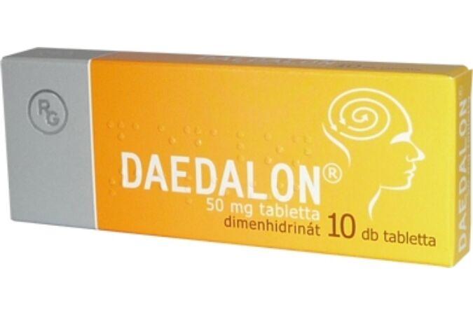 Daedalon® 50 mg tabletta, 10X