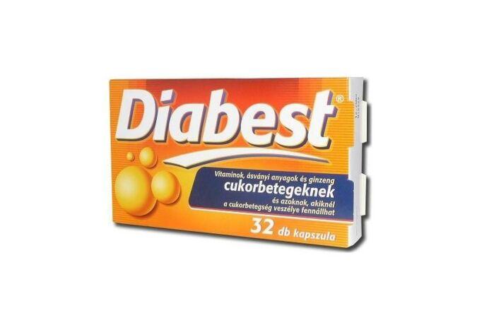 DiaBest kapszula 32x