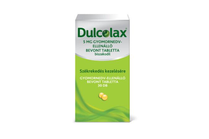 Dulcolax gyomornedv ellenálló bevont tabletta 30x