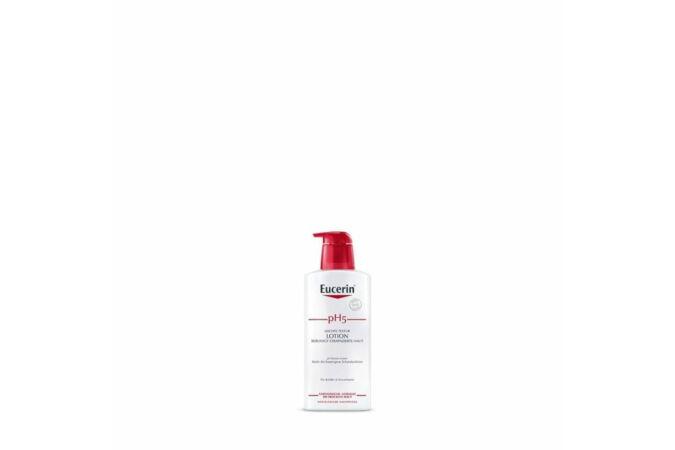 Eucerin - Intenzív testápoló pH5 pumpás 400ml