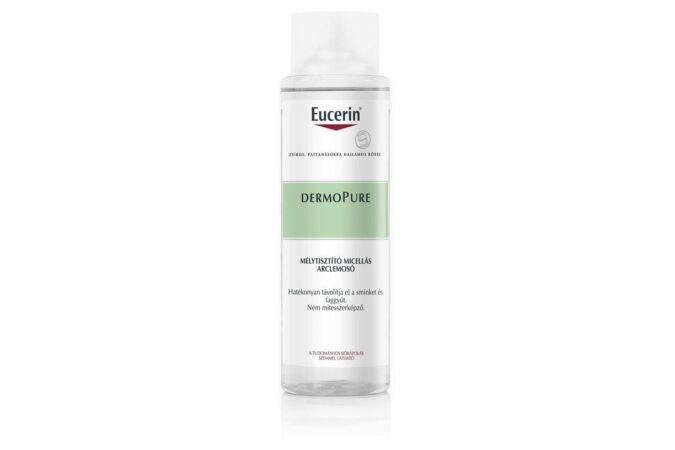 Eucerin DermoPure Mélytisztító micellás arclemosó  400ml