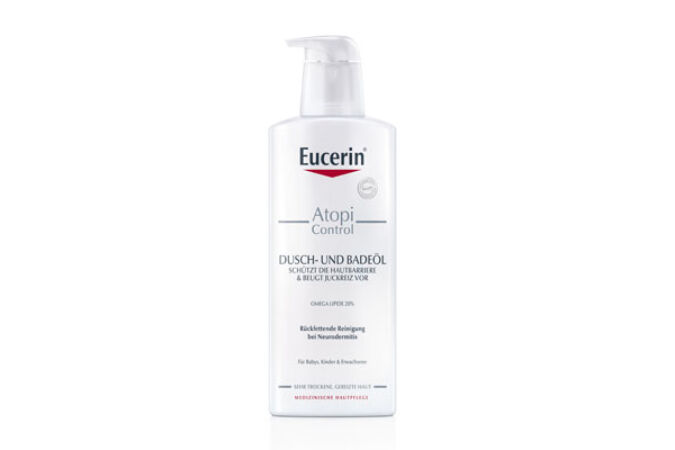 Eucerin - AtopiControl Lipid-Olajtusfürdő 400ml