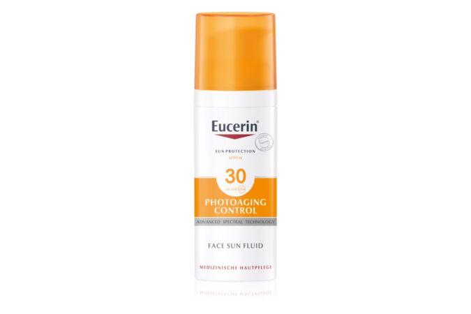 Eucerin Sun Photoaging Control napozókrém arcra FF30 50ml