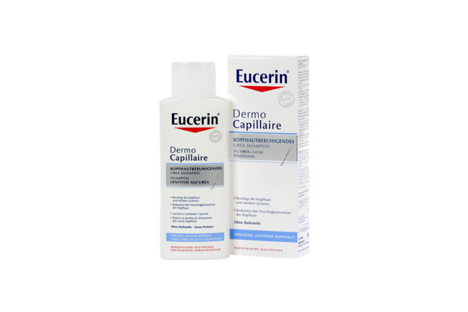 Eucerin - DermoCapillaire 5% urea sampon 250ml