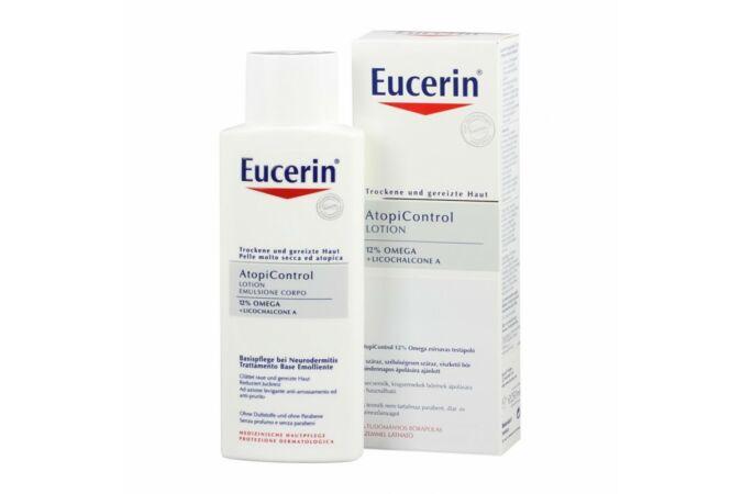 Eucerin - AtopiControl testápoló atópiás bőrre 250ml