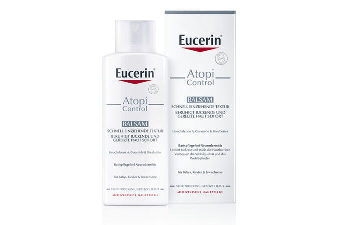 Eucerin - AtopiControl Balzsam 250ml