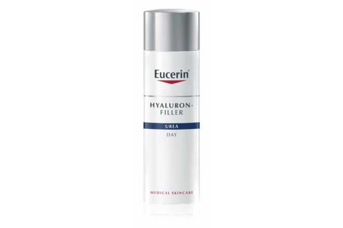 Eucerin - Hyaluron-Filler Urea nappali krém nagyon száraz bőrre 50ml