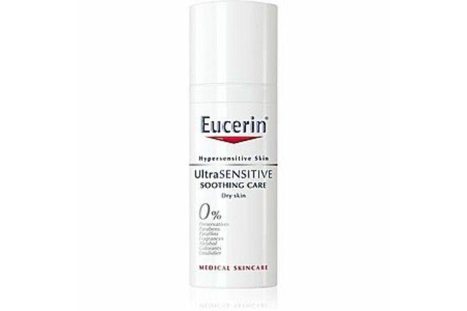 Eucerin - UltraSensitive arcápoló száraz bőrre 50ml