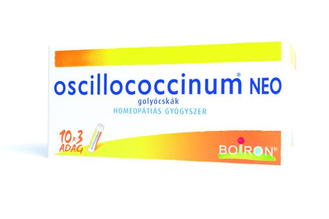 Oscillococcinum Neo golyócskák 30 adag