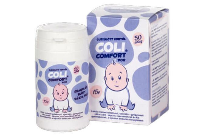 Coli Comfort por 50 adag