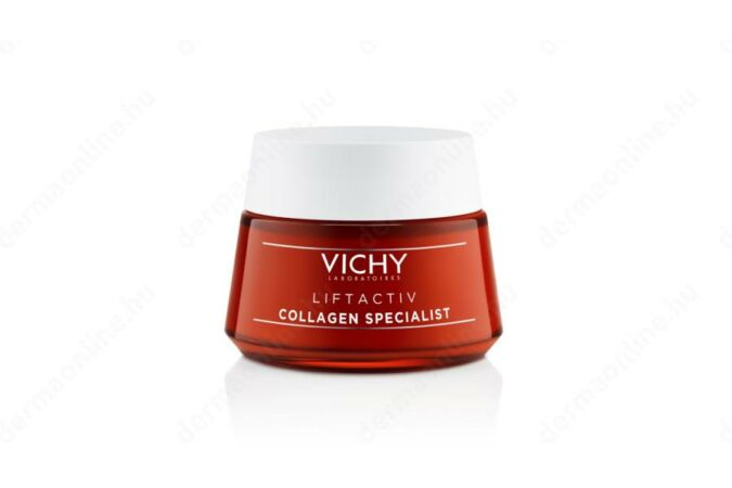Vichy Liftaktiv Collagen Specialist arckrém 50ml