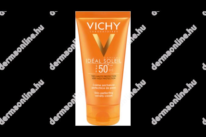 Vichy Capital Soleil bársonyos napvédő krém SPF50+ 50 ml