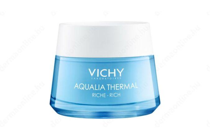 Vichy Aqualia Thermal Riche hidratáló krém száraz bőrre 50 ml