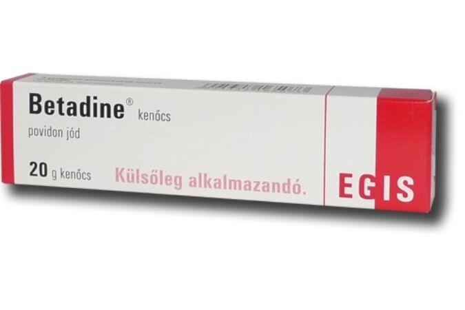 Betadine® kenőcs 20 g