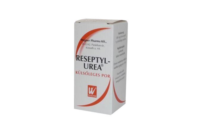 Reseptyl-urea külsőleges por 10g
