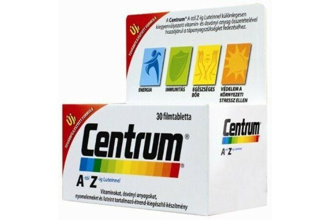 Centrum A-tól Z-ig vitamin 30x