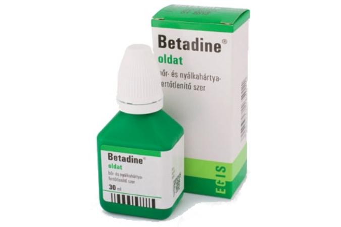 Betadine® oldat, 30ml