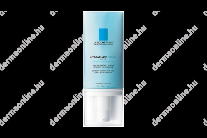La Roche-Posay Hydraphase Intenzív Riche intenzív hidratáló bőrápoló 50 ml