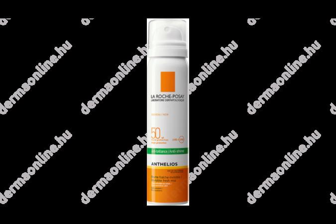 La Roche-Posay Anthelios frissítő arcpermet SPF 50 75 ml