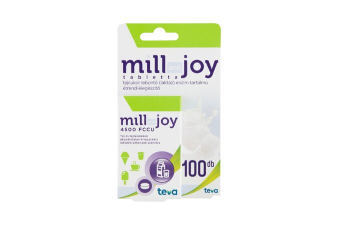 Millandjoy rágótabletta 100X
