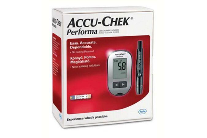 Accu-Chek Performa Kit vércukorszintmérő