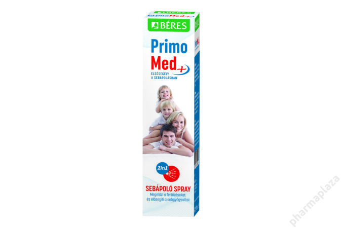 Béres PrimoMed sebápoló spray 150ml