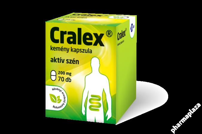 Cralex® kemény kapszula 70X