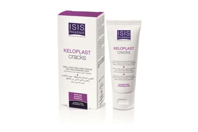 Isis Pharma Keloplast Scars hámosodást segítő krém 40ml