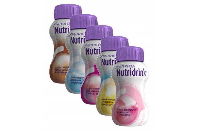 Nutricia Nutridrink  4X200ml több ízben