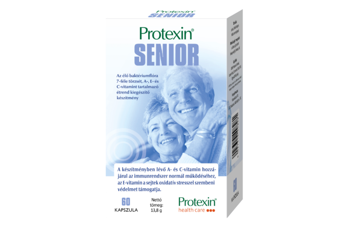 Protexin Senior kapszula 60X