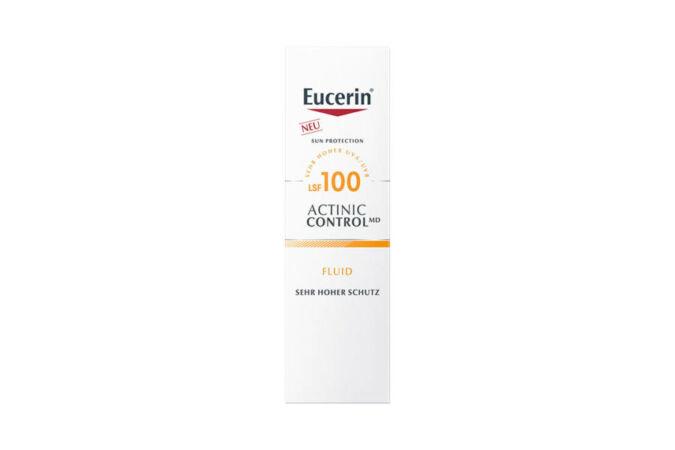 Eucerin® Actinic Control napozó fluid MD* SPF 100 80ml