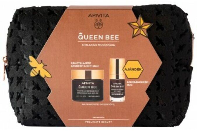 APIVITA QUEEN BEE Neszesszer - Light (normál bőrre)
