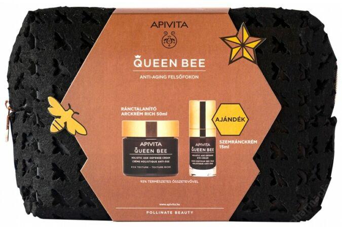 APIVITA QUEEN BEE Neszesszer - Rich (száraz bőrre)