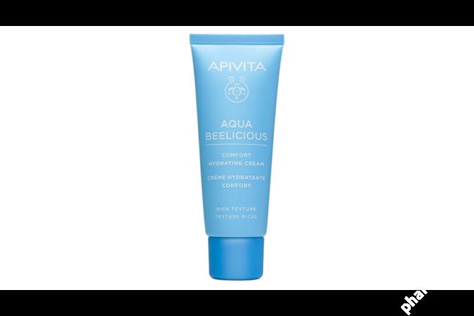 Apivita AQUA BEELICIOUS hidratáló krém rich  40ml