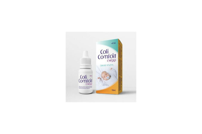 Coli Comfort csepp 7ml