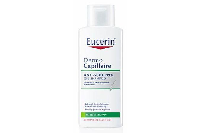 Eucerin - Dermo Capillaire sampon korpás/zsíros hajra 250 ml