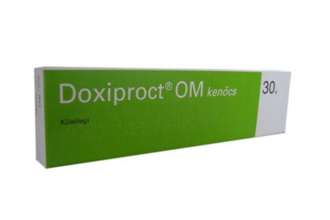 Doxiproct OM kenőcs 30g