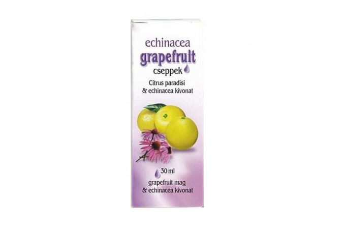 Dr. Chen Grapefruit csepp echináceával 30ml